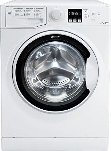 Bauknecht Waschmaschine Frontlader/A+++