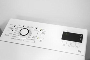 Bauknecht waschmaschine toplader haushaltsgeräte preiswert