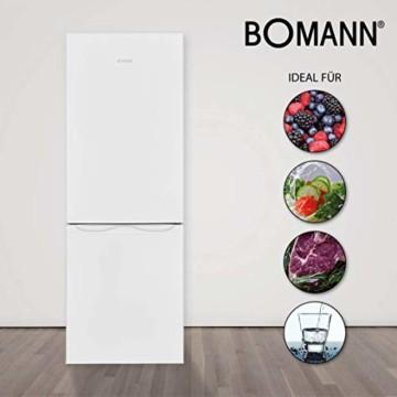Bomann Kühl-Gefrier-Kombination