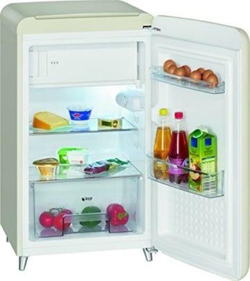 Bomann Retro Kühlschrank