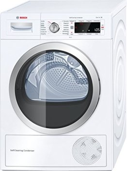 Bosch Wärmepumpentrockner/A+++/8 kg