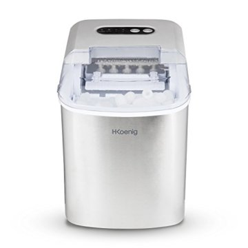 H.Koenig Eiswürfelmaschine/Eismaschine/12kg