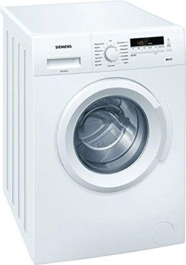 Siemens iSensoric Waschmaschine
