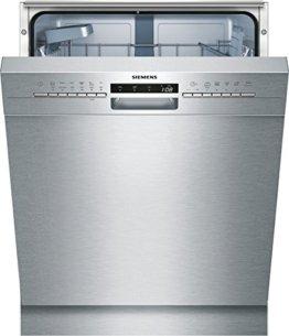 Siemens Unterbaugeschirrspüler 1.7 cm/A+++