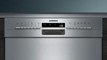 Siemens Unterbaugeschirrspüler