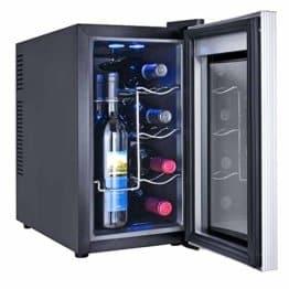 Weinkühlschrank für 8 Flaschen